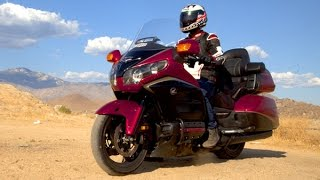 2. Honda Goldwing - MotoGeo Review