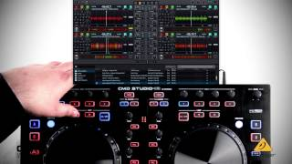 BEHRINGER VIDEO MANUAL: CMD Studio 4a Loop Function