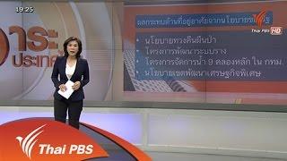 วาระประเทศไทย - ปัญหาที่อยู่อาศัยจากนโยบายรัฐ