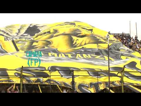 ALMIRANTE BROWN VS INDEPENDIENTE CAMARA FP - La Banda Monstruo - Almirante Brown