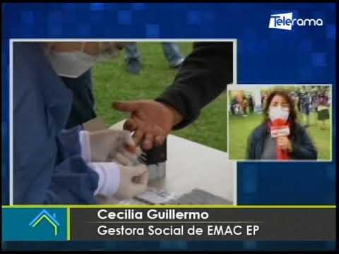 Campaña de salud Cuidamos de ti beneficiará a recicladores de Cuenca