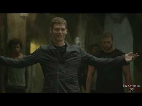 The Originals 1x08 Klaus Vs Marcels Army Deleted Scenes {HD}