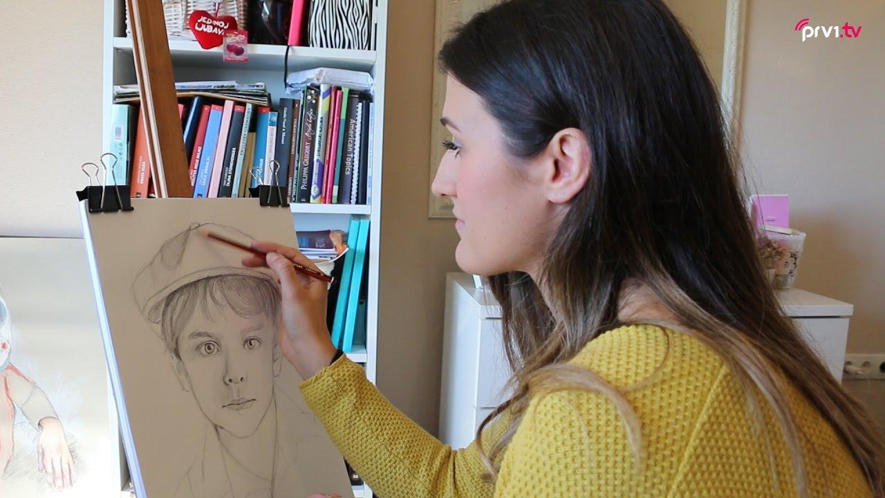 Mostarska mlada umjetnica koja fotografiju pretvara u umjetničko djelo