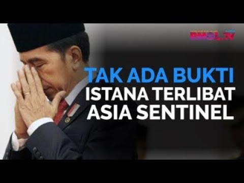 Tak Ada Bukti Istana Terlibat Asia Sentinel