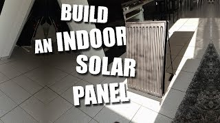 Build an Indoor Solar Panel