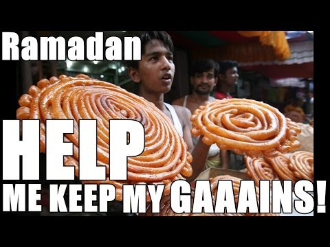 LEX Vlog RAMADAN: Tips, Muscle, Training, Gains & DIet for Bodybuilding/Health