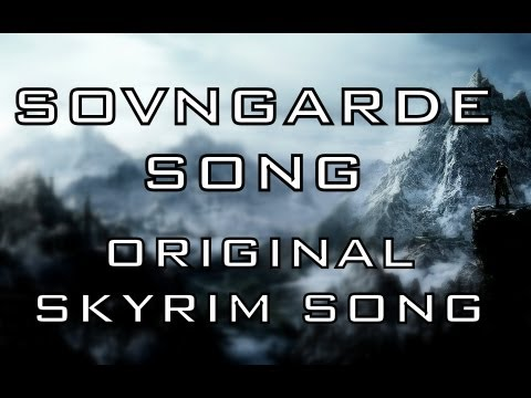 Sovngarde Song