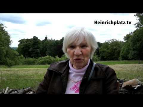Schwermer - Heidemarie beschreibt kurz ihre Idee des Lebens ohne Geld, wie das in der Praxis funktioniert und was sie damit erreichen will. www.heinrichplatz.tv.