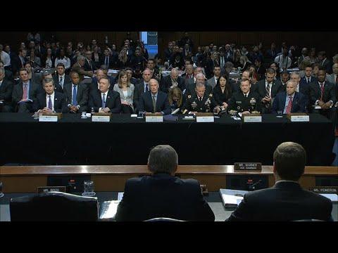 U.S. intel warns of Russian meddling in future elections