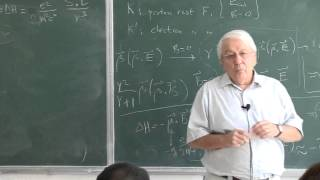 METU - Quantum Mechanics II - Week 2 - Lecture 2