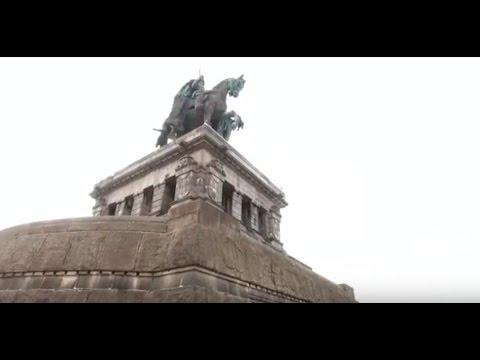 Koblenz DJI osmo footage 4K