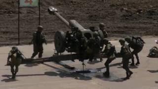 Всеармейский конкурс специалистов по ремонту ракетно-артиллерийского вооружения «Мастер-оружейник»