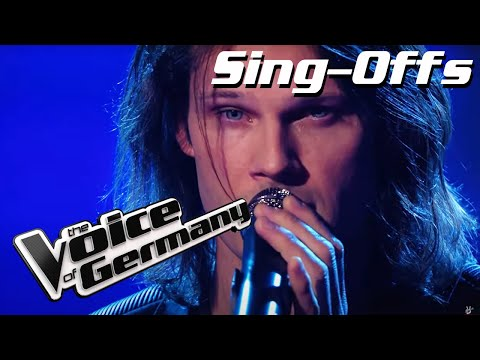 Demi Lovato - Warrior (Oliver Henrich) | The Voice of Germany | Sing Off