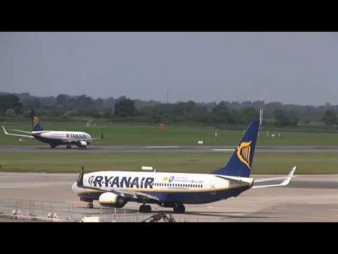 Μείωση τιμών στα αεροπορικά εισιτήρια από τη Ryanair – economy