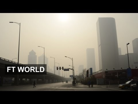 smog - In the past few days the Chinese capital, home to 20 million residents, has experienced the worst levels of air pollution on record. The FT's Jamil Anderlini...