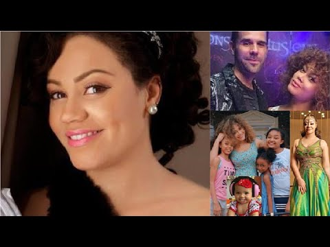 Watch Ghanaian Actress Nadia Buari, Husband, Lovely Kids, Cars + Untold Facts You never Knew Before