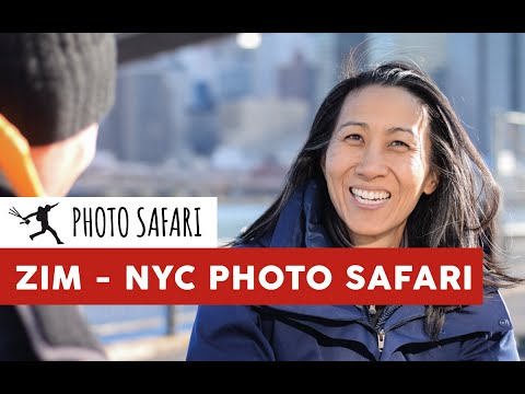 J'Irai Shooter Avec Zim, Safaris Photo à New-York– S02E03
