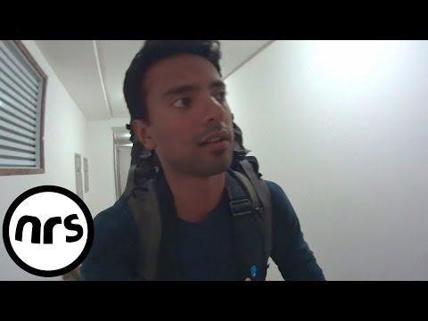 vlog225 - Going to Convento da Penha - Vitoria, Brazil
