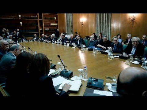 Συνεδρίαση υπουργικού συμβουλίου