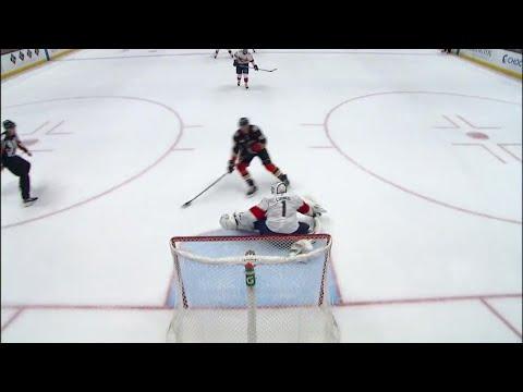 Video: Ducks' Manson dekes around Panthers' Luongo for breakaway goal