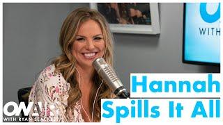 Video The Bachelorette's Hannah B Spills It All! | On Air With Ryan Seacrest MP3, 3GP, MP4, WEBM, AVI, FLV Juli 2019