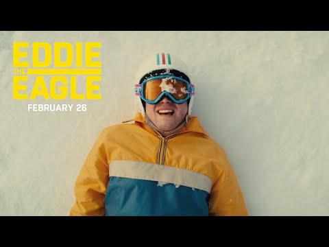 Eddie the Eagle (TV Spot 'Believe')