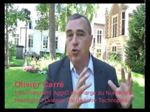 French Tech Orléans : Olivier Carré, Orléans Val de Loire Technopole