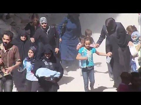 Λήξη της εκεχειρίας στη Συρία – Μαίνονται οι μάχες στο έδαφος