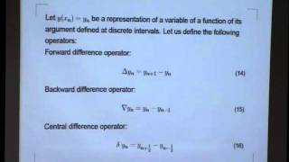 Mod-01 Lec-12 Foundation Of Scientific Computing-12