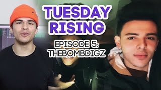 Wow. by Post Malone   Tuesday Rising   Episode 5: TheBombDigz
