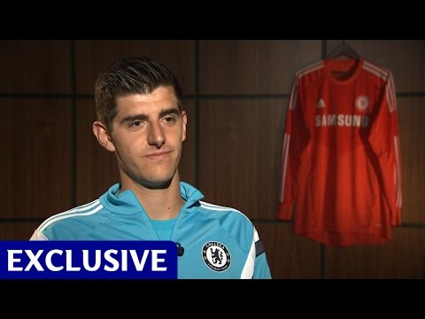 Click - Exclusive Thibaut Courtois interview here - http://bit.ly/WOANM6.