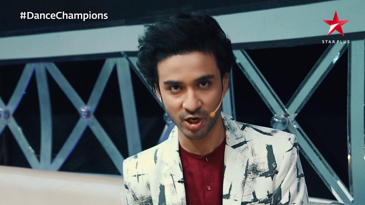 Dance Champions | Raghav Samachar on Sushant Khatri