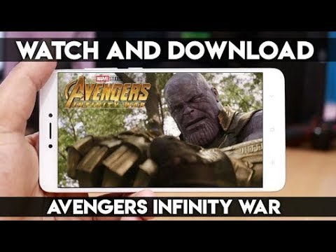 Best Website To Download Movie Avengers Infinity War (ENG + HINDI)