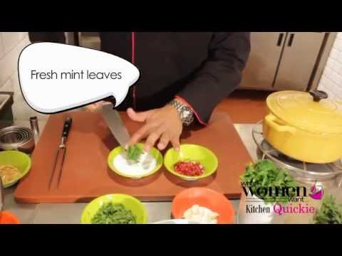 What Women Want… Kitchen Quickie with Cairo Kitchen