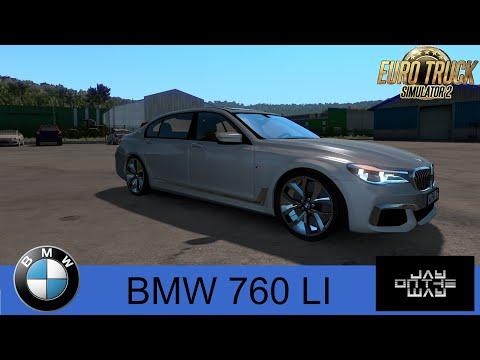 BMW 760 Li XDrive 1.36