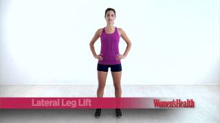 Lean Legs, Tight Tush - Women