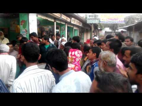 Andaleeve Rahman Partho vhi. ভোলার বেধুরিয়া বাজারে মানুষের খোজ খবর নেন....