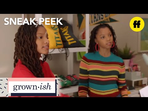 grown-ish | season 1, episode 6 sneak peek: we found our hustle | freeform