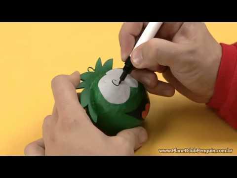 como fazer puffles
