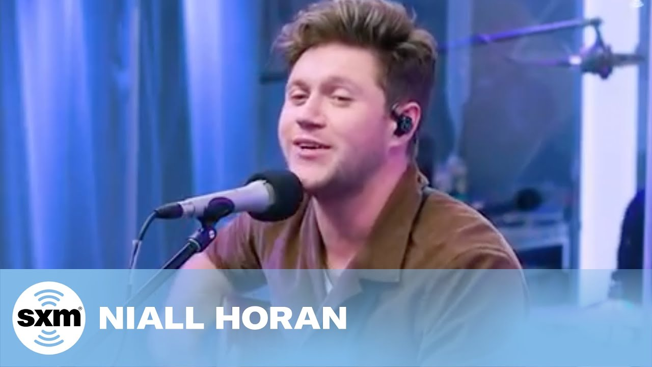 "Niall Horan – ""Nice To Meet Ya"" (Acoustic) [LIVE @ SiriusXM]"