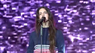 Lana Del Rey - Cherry (Live Øya Festival, Norway 2017)