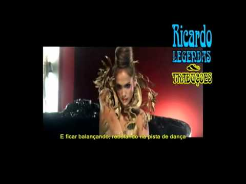 Jennifer Lopez Feat Pitbull   On The Floor Legendado