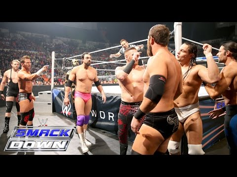 Goldust, Jack Swagger, Zack Ryder & Damien Sandow Vs. The Social Outcasts: SmackDown, Jan. 14, 2016