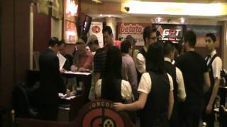 Greek Poker Tour Main Event - Day 2 - May 2011