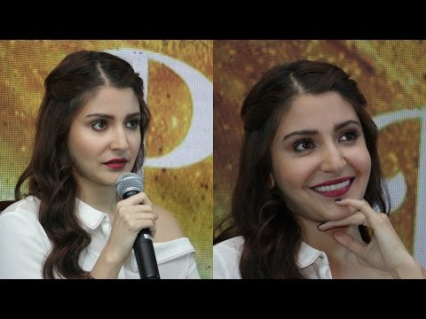 Anushka Sharma Reaction On Nepotism In Bollywood