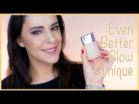 Poniendo A Prueba Base Even Better Glow De Clinique  | Silvia Quiros Makeup