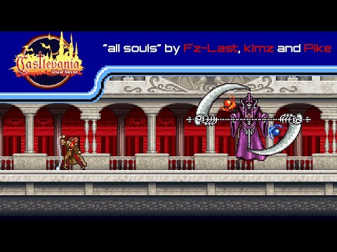 TASBot steals enemy souls in Castlevania: Aria of Sorrow by Fz-Last, klmz & Pike at AGDQ 2019