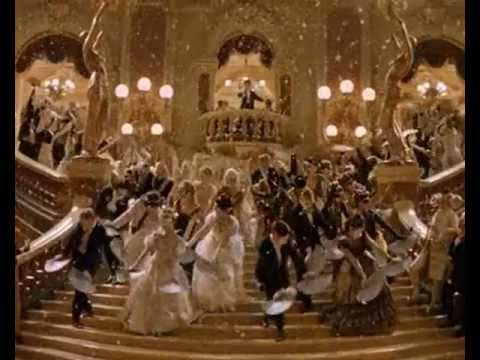 Tekst piosenki Phantom of the opera - Masquerade po polsku