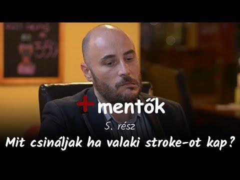 +mentők 5. rész - Mit csináljak ha valaki stroke-ot kap?