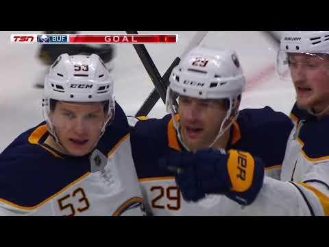 Video: Buffalo Sabres vs Ottawa Senators | NHL | NOV-01-2018 | 19:30 EST